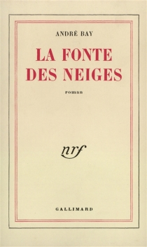 La fonte des neiges - André Bay