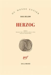 Herzog - SaulBellow