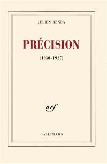 Précision : 1930-1937 - JulienBenda