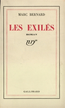 Les exilés - MarcBernard