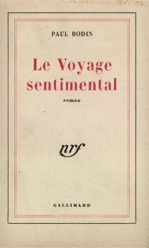 Le voyage sentimental - Paul Bodin