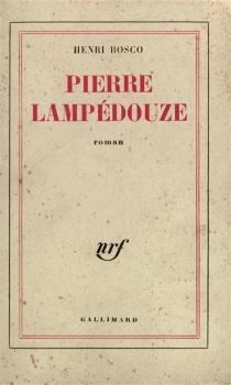 Pierre Lampedouze - HenriBosco