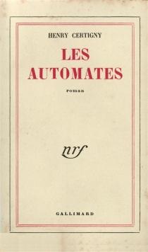 Les automates - HenryCertigny