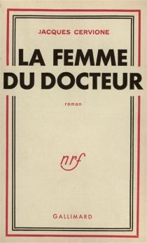 La femme du docteur - JacquesCervione