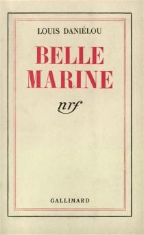 Belle marine - LouisDaniélou