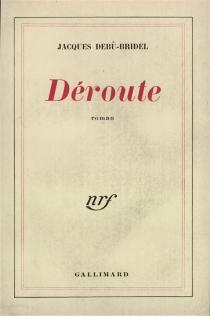 Déroute - JacquesDebû-Bridel