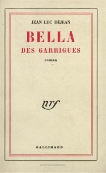 Bella des garrigues - Jean-LucDéjean