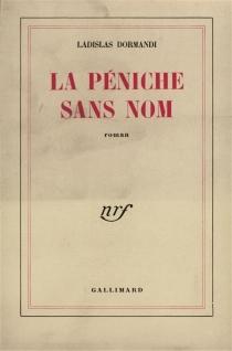 La péniche sans nom - LadislasDormandi