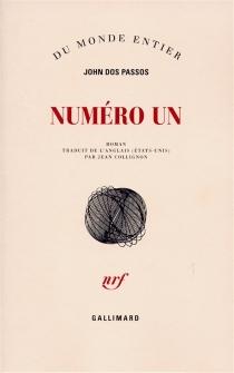 Numéro un - JohnDos Passos