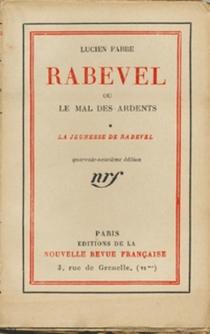 Rabevel ou Le mal des ardents - LucienFabre