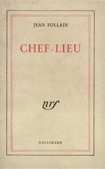 Chef-lieu - JeanFollain