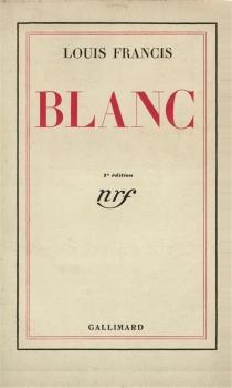 Blanc - LouisFrancis