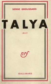 Talya - SergeGroussard