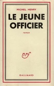 Le jeune officier - MichelHenry