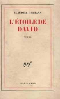 L'étoile de David - Claudine Hermann