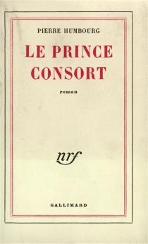 Le prince consort - PierreHumbourg