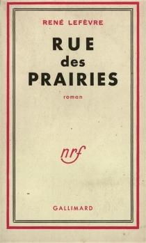 Rue des prairies - RenéLefèvre
