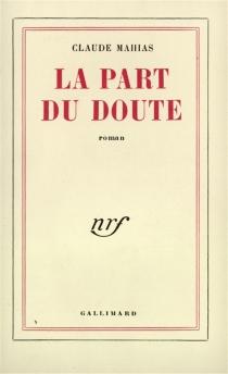 La part du doute - ClaudeMahias