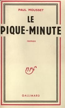 Le pique-minute - PaulMousset
