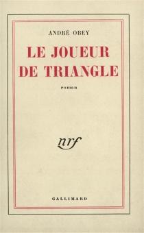 Le joueur de triangle - AndréObey