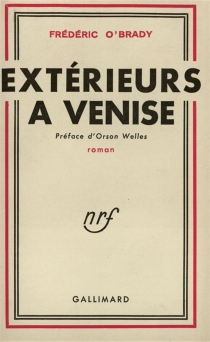Extérieurs à Venise - FrédéricO'Brady