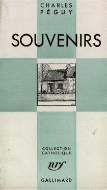 Souvenirs - CharlesPéguy