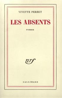 Les absents - VivettePerret