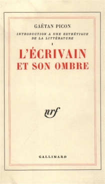 Introduction à une esthétique de la littérature - GaëtanPicon