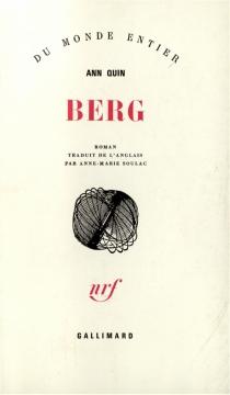 Berg - AnnQuin
