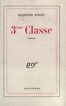 3e classe - JacquelineRancey