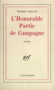 L'honorable partie de campagne - ThomasRaucat