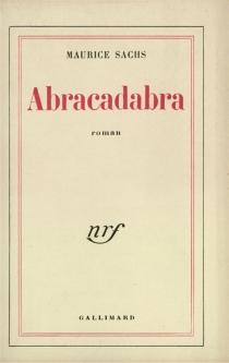 Abracadabra - MauriceSachs