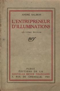 L'entrepreneur d'illuminations - AndréSalmon
