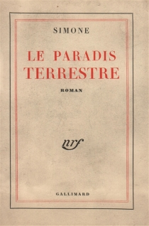Le paradis terrestre - Simone