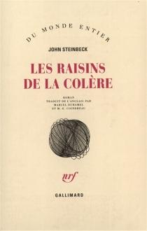 Les raisins de la colère - JohnSteinbeck