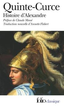 Histoire d'Alexandre - Quinte-Curce