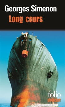 Long cours - Georges Simenon