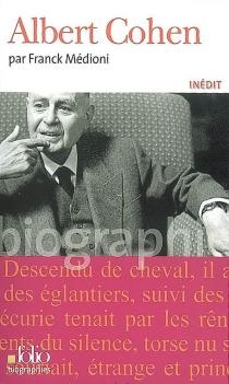 Albert Cohen - FranckMédioni