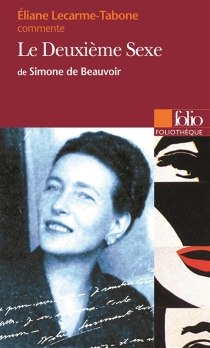 Le deuxième sexe de Simone de Beauvoir - ÉlianeLecarme-Tabone