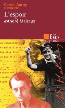 L'espoir, d'André Malraux - CaroleAuroy