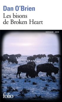 Les bisons de Broken Heart - Dan O'Brien