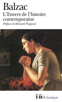 L'envers de l'histoire contemporaine - Honoré deBalzac