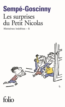 Histoires inédites - RenéGoscinny