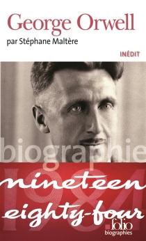 George Orwell - StéphaneMaltère