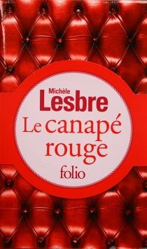Le canapé rouge - MichèleLesbre