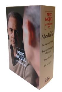 Coffret Modiano - PatrickModiano