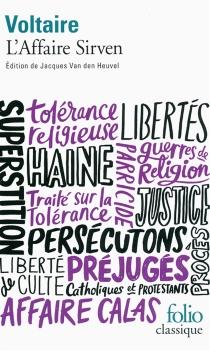 L'affaire Sirven - Voltaire