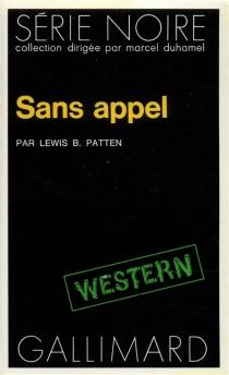 Sans appel - Lewis B.Patten