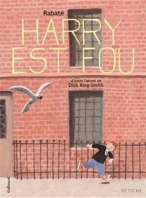 Harry est fou - PascalRabaté