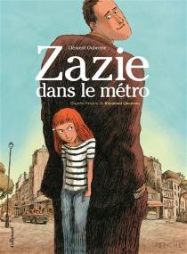 Zazie dans le métro - ClémentOubrerie